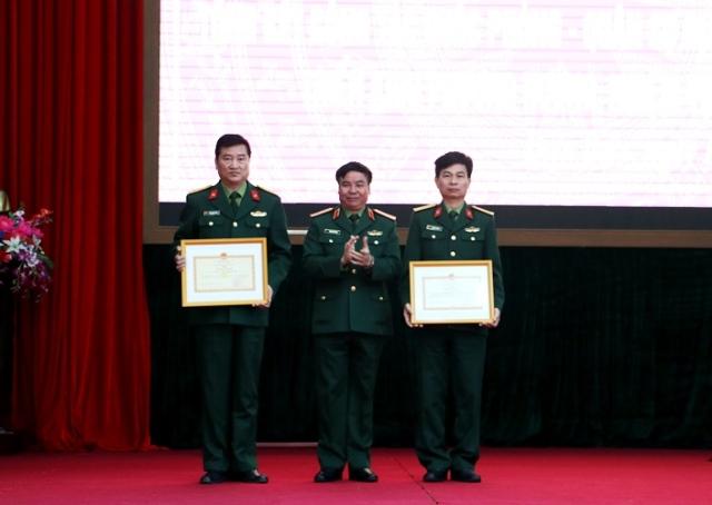 Điện Biên tập trung làm tốt công tác quốc phòng - quân sự địa phương